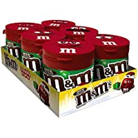6-Pack M&M'S Milk Chocolate Holiday Candy 3.5-oz. To-Go Bottles