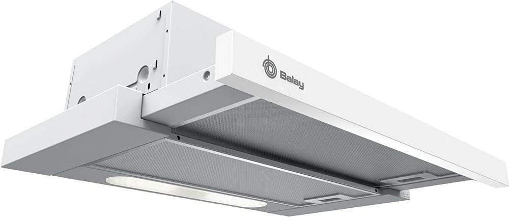 BALAY Campana 3BT262MB Extraible 60CMTS Blanca D