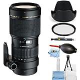 Tamron 70-200mm f/2.8 Di LD (IF) Macro AF Lens for Canon EOS AF001C-700 [International Version] (Starter Bundle)