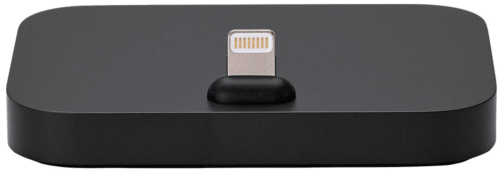 Apple MNN62AM/A iPhone Lightning Dock - Black