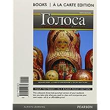 Golosa: A Basic Course in Russian, Book Two, Books a la Carte Edition (5th Edition)