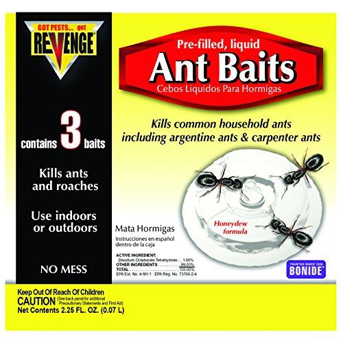 Bonide Chemical 45100   3-Count Revenge Ant Baits