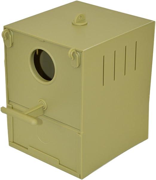 Pet Ting servilletas de Nido Caja – Caja Nido para pájaros – 12 x 13 x 16h (Pack de 1): Amazon.es: Productos para mascotas