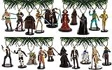 Disney's Star Wars Ultimate Holiday Ornament Set of 20 Episodes I-VII