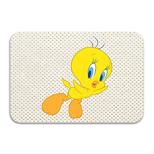 ptgik-looney-tunes-tweety-bird-non-slip-doormat-white