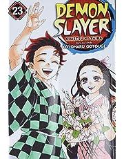 Demon Slayer: Kimetsu no Yaiba, Vol. 23 (Volume 23)