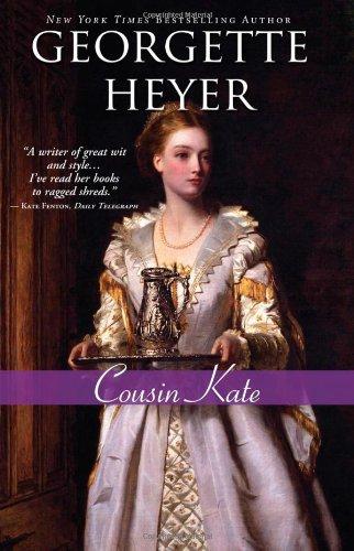Cousin Kate (Regency Romances) by Heyer, Georgette