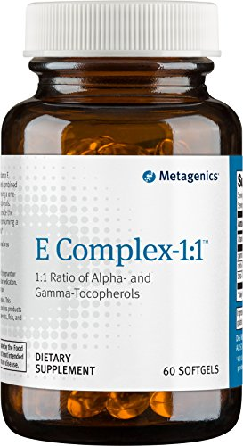 Metagenics E Complex 1:1, 60 Count