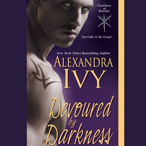 Devoured by Darkness: Guardians of Eternity Series, Book 7 by Tantor Audio