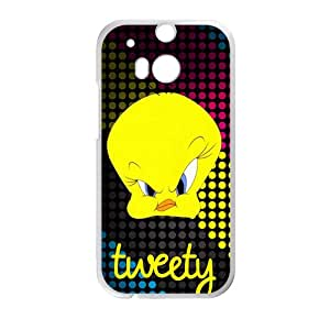 Tweety yellow duckling Cell Phone Case for HTC One M8