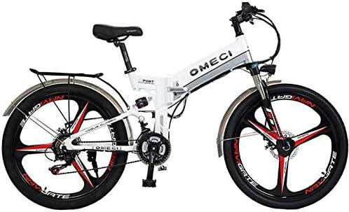 MERRYHE Bicicleta eléctrica Carretera eléctrica Plegable Bicicleta ...