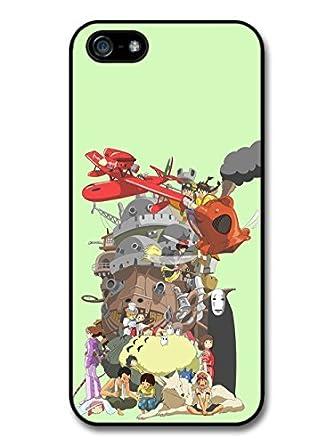 Amazon.com: Miyazaki Characters Howl Moving Castle Totoro ...