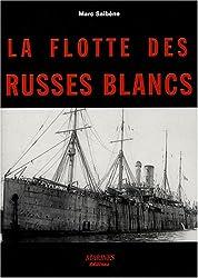 La flotte des Russes blancs : Contribution de l'escadre française à l'évacuation des Russes blancs de Crimée, novembre 1920