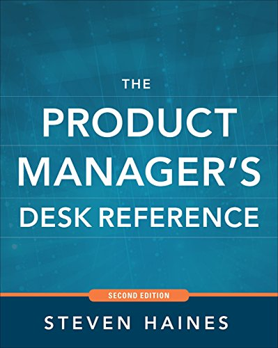 The Product Manager's Desk Reference - Iso Document Control