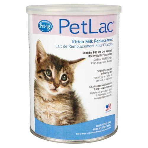 PetLac Milk Powder for Kittens, 10.5-Ounce, My Pet Supplies