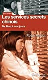 img - for Les services secrets chinois (French Edition) book / textbook / text book