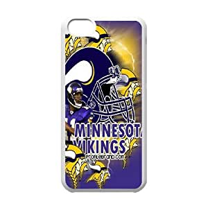 iPhone 5C Phone Case Minnesota Vikings