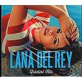 LANA DEL REY - Greatest Hits 2016 edition (2 AudioCD in Digipak) by LANA DEL REY (2016-10-21)