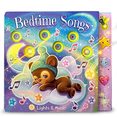 Lights & Music Bedtime Songs: 5 Tunes Played to Accented by Twinkling Lights
