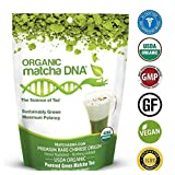Matcha DNA Certified Organic Matcha Green Tea 12 oz (1 Pack )