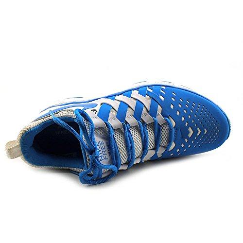 Nike Free Trainer 5.0 Heren Trainingsschoen Wit Blauw