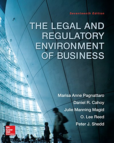 the-legal-and-regulatory-environment-of-business