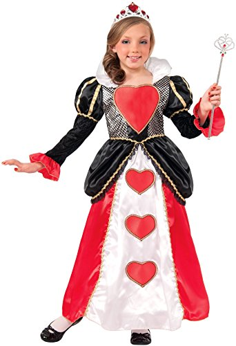 Forum Novelties Sweetheart Queen Costume, (Childrens Queen Of Hearts Costumes)