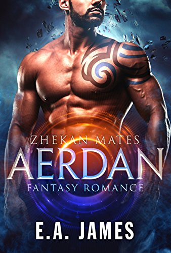 Aerdan: Sci-Fi and Fantasy Romance (Zhekan Mates Book 1)