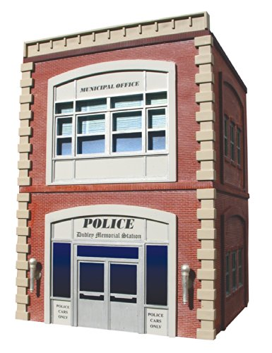 Scale Police Station - 6