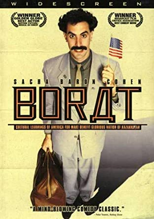 db3a16d286 Borat  Cultural Learnings of America for Make Benefit Glorious Nation of  Kazakhstan