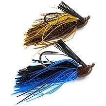 Wtrees Best Bass Jigs Set/Kit