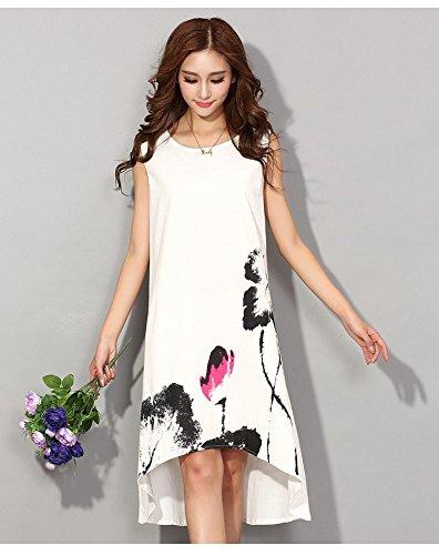 summer dress 2016 vestido casual dress dresses for women vintage dress ladies sundress plus size women