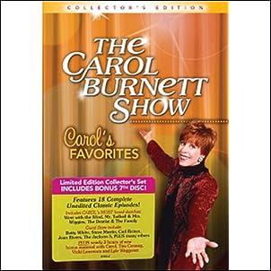 Carol Burnett: Carols Favorites Limited Edition (7 DVD Collection) (1969)