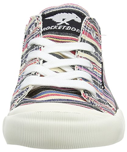 Rocket Natural Multi Jazzin Sneaker Mehrfarbig Dog Damen XqwTrX