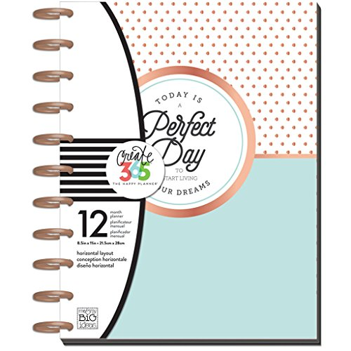 Create Planner Delightful Perfect Living