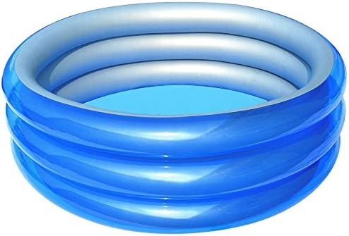 51042 Piscina inflable Bestway 3 anillos 170 x 53 cm recubrimiento ...