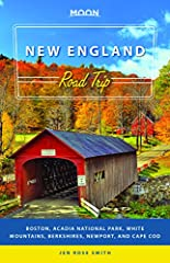 Hit the Road with Moon Travel Guides!Discover an America brimming with culture and history, both old and new! Moon New England Road Trip can do everything but change the radio station. Inside you'll find:Maps and Driving Tools: 70 easy-to-use...
