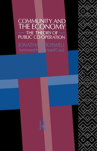 Community and the Economy: The Theory of Public Co-operation