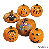 Small Pumpkin Face Craft Kit - Crafts for Kids & Decoration Crafts