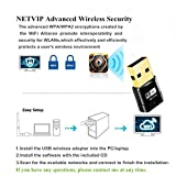 USB WiFi Adapter 600Mbps Wireless Network Card Dual