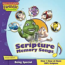 Scripture Memory Songs:  Verses About Being Specia