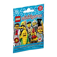 Lego Minifigure Series 17 (One Random Sealed Pack)