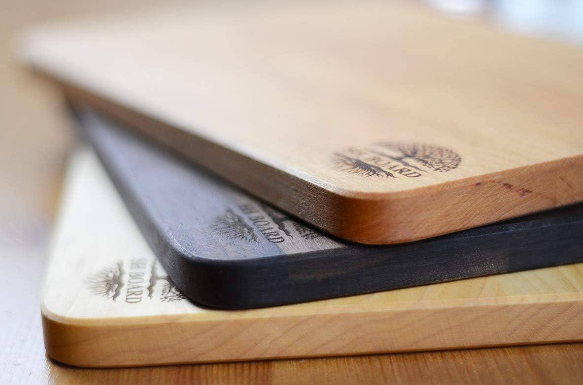 Maple Cutting Board Wood Cutting Board Serving Board 7.5 x 11, Maple