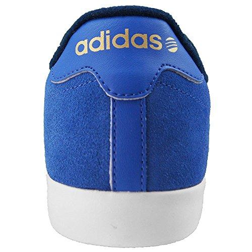 Adidas - Derby ST - F76592 - Color: Azul-Blanco-Dorado - Size: 44.0