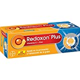 Redoxon Vitamina C Plus, Naranja, 10 Tabletas
