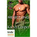 Special Forces: Operation Alpha: Rescuing Melina (Kindle Worlds Novella) (Guardian Elite Book 3)