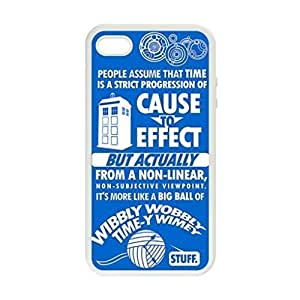 Retro Vintage Tardis Doctor Who Image Protective iphone ipod touch4 / iPhone 5 Case Cover Hard Plastic Case For iPhone ipod touch4