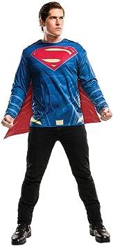Horror-Shop Superman Camisa del Cabo para Adultos XL: Amazon.es: Juguetes y juegos