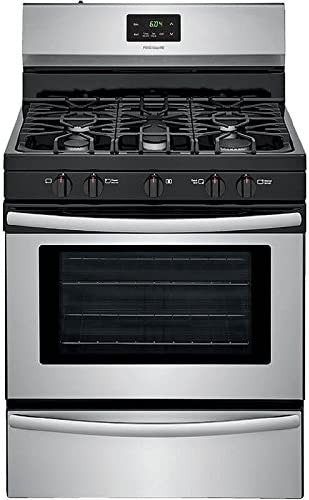 Frigidaire FFGF3052TS Freestanding Capacity Stainless product image