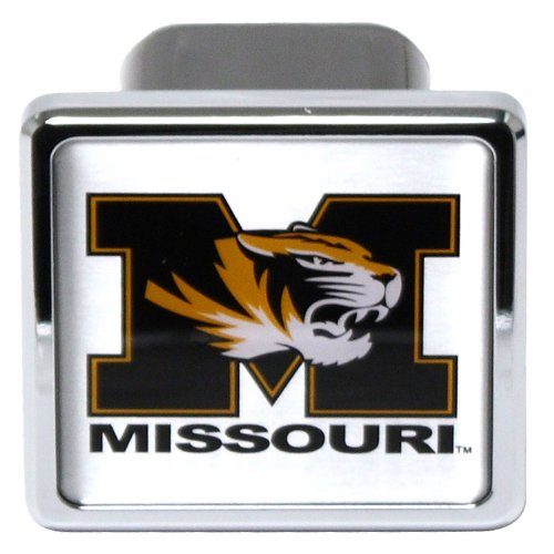 Pilot Alumni Group CR-935 Hitch Cover (Collegiate Missouri Tigers)